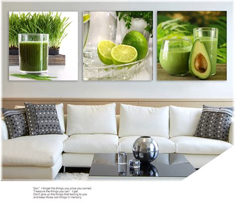 Large Kitchen Canvas by Aliexpress Buy Fruits Canvas Painting Large Wall