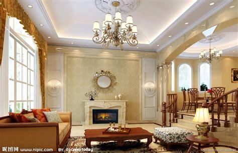 home design ideas eu 别墅客厅效果图设计图 室内设计 环境设计 设计图库 昵图网nipic com