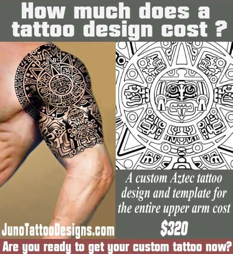 tribal tattoos cost get your custom now designer