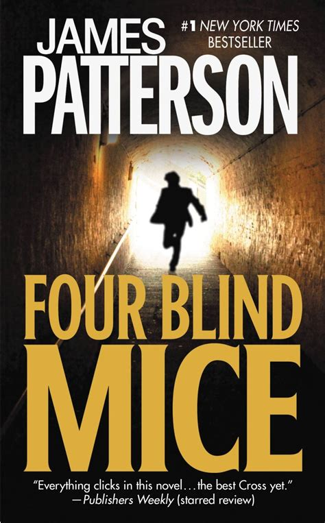 cross killer state detective special forces books patterson four blind mice