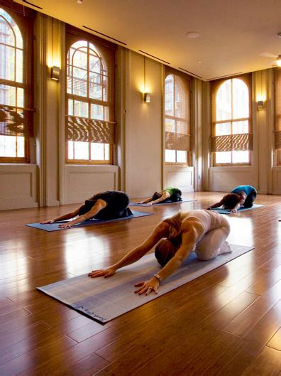 beleuchtung yogaraum well nyc nyc s most beautiful studios