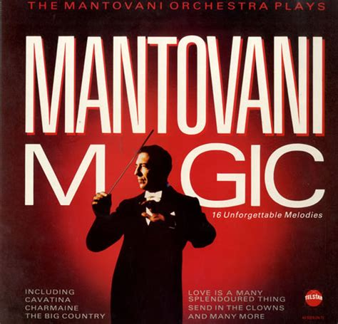 mantovani shoo mantovani mantovani magic uk vinyl lp album lp record