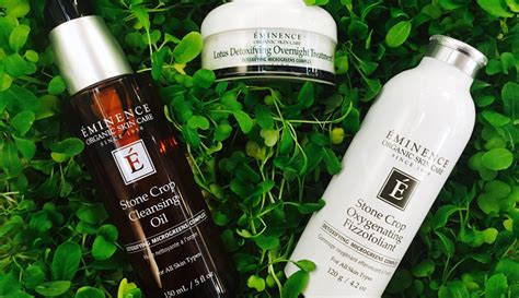 Eminence Detox Collection by The Eminence Organics Guide To Microgreens Their Health