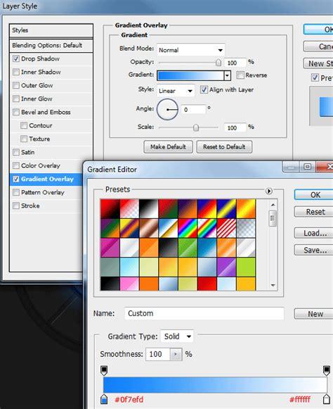 tutorial design interface simplistic interface design