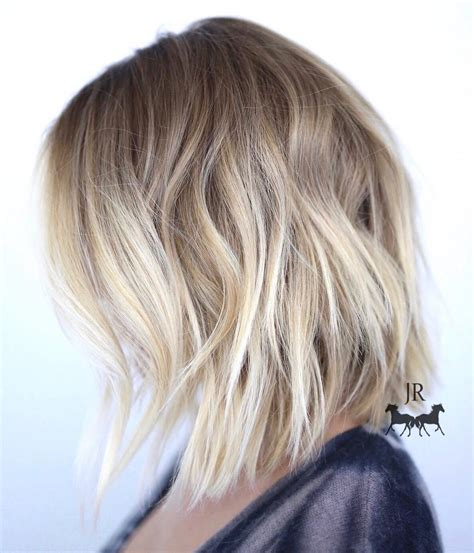 medium hair styles with blond in front color 50 best bob hairstyles for 2018 cute medium bob haircuts