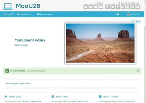 moodle theme engine moodle theme essential by gjb2048