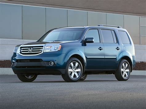 Honda 2015 Pilot by 2015 Honda Pilot Price Photos Reviews Features