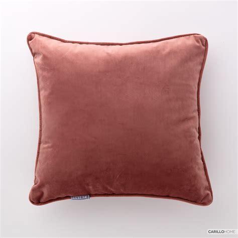cuscini arredo cuscino arredo velour carillo home
