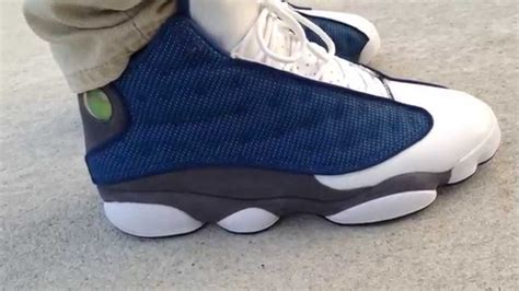 ai flint air 13 xiii retro quot flint quot on