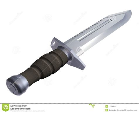 weapon knife knife plain weapon blade royalty free stock