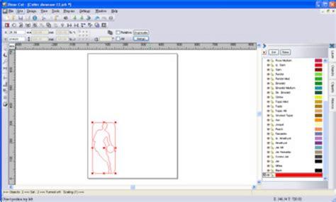 laser cutting layout software rhinestone application through stonecut vinyl cutter