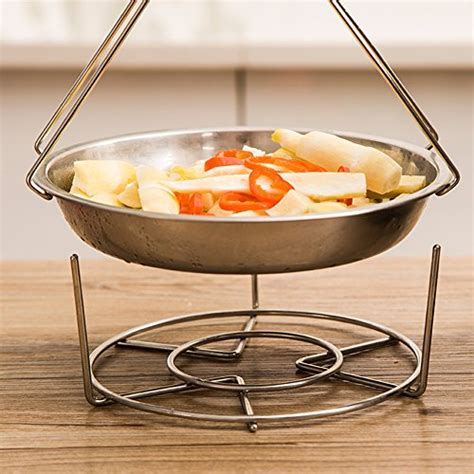 Steam Rack steam rack steaming rack stand steamer basket heavy duty