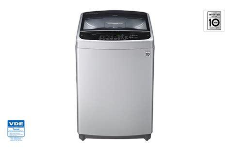 Mesin Cuci Lg Hemat Energi lg mesin cuci lg 8kg top loading hemat listrik dengan smart inverter lg indonesia