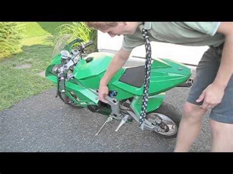 swing 70ccm x7 pocket bike sold funnydog tv