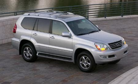 2014 Lexus Gx470 by Lexus Gx470 Drive Review Car And Driver