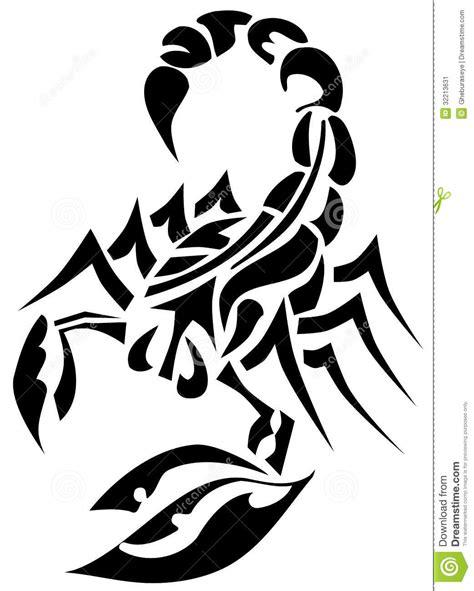 desenhos para tatuagem de escorpiao foto de tatuagem
