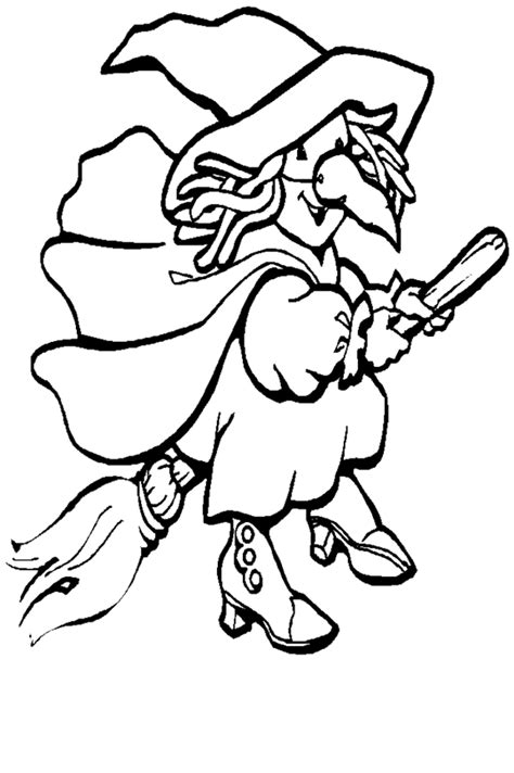 hello kitty witch coloring pages free coloring pages of witch kitty