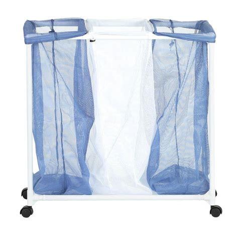 3 bag laundry honey can do 3 bag mesh laundry sorter her hmp 01629