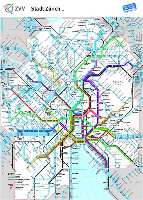 printable map zurich maps map zurich
