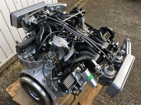 Painting 5 3 Engine by Jaguar E Type V12 Engine And Gearbox Arrives At Bridge
