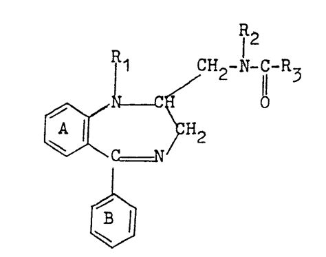 Benzodiazepines Also Search For Patent Ep0031080a1 2 Acylaminomethyl 1 4 Benzodiazepines