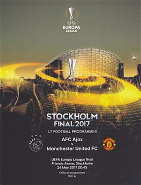 2017 europa league final 2017 uefa europa league final wikipedia