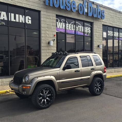 matte black jeep liberty jeep liberty with wrapped matte black grill and