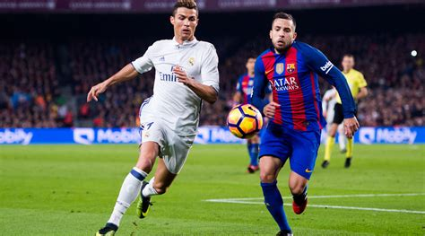 barcelona real madrid live watch real madrid vs barcelona online el clasico live