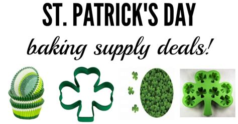 st s day deals st s day baking supply deals