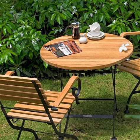 Teak Bistro Table And Chairs 50 Best Folding Patio Table And Chairs Teak Bistro Table And Chairs Finelymade Furniture 6 Pcs