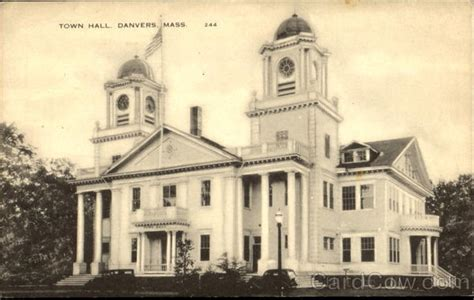 town hall danvers ma