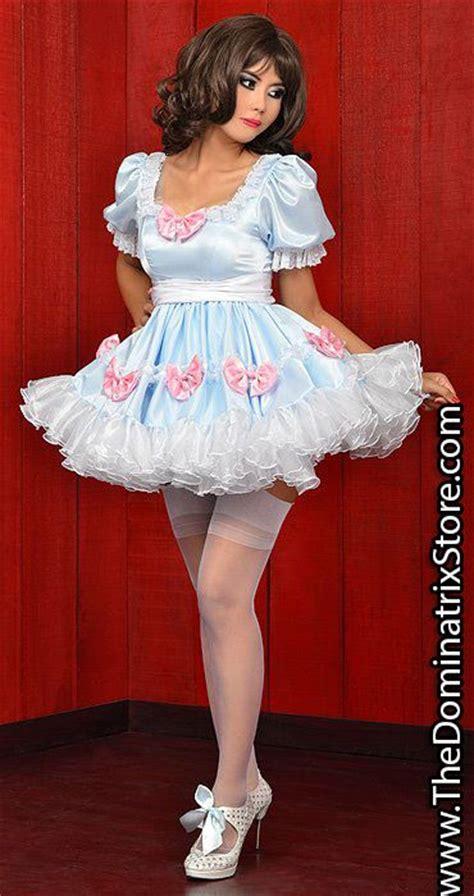 pinterest sissy boy in dress beebee satin sissy dress sissy dresses pinterest