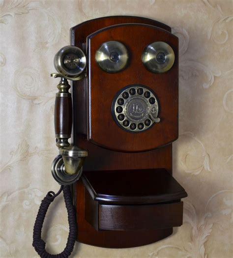 Antique Telephone Vintage Fashion Telephone antique wood telephone wall mounted telephone vintage telephone fashion phone antique telephone