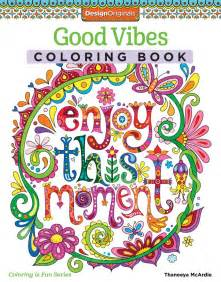 colors book inspirational quotes colouring pages for adults and