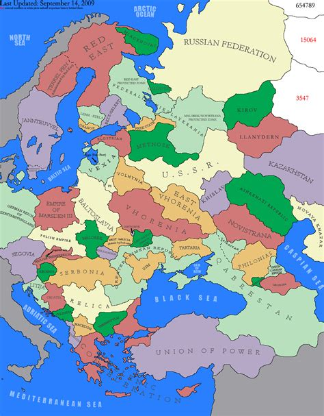 eastern euope map eastern europe maps