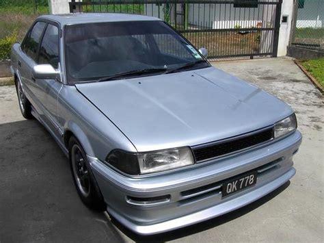 Toyota 2 1992 Model Corolla92 S 1992 Toyota Corolla Page 2 In Sarawak Un