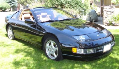 old car repair manuals 1993 nissan 300zx parking system 1993 nissan 300zx glass t tops low miles