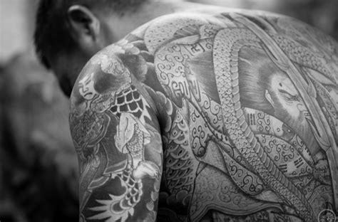 shisei tattoo with shisei tattooist horiyoshi iii zen garage