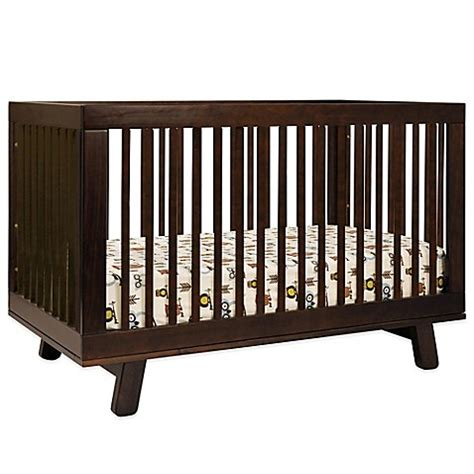 Buy Buy Baby Convertible Crib Convertible Cribs Gt Babyletto Hudson 3 In 1 Convertible Crib In Espresso From Buy Buy Baby