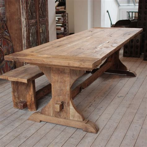 oak wood dining table best 25 wooden dining tables ideas on wooden