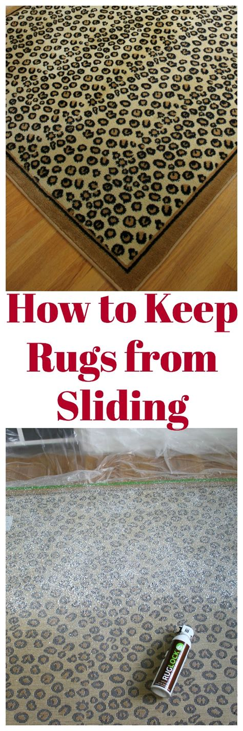 How To Keep A Rug In Place how to keep rugs from sliding