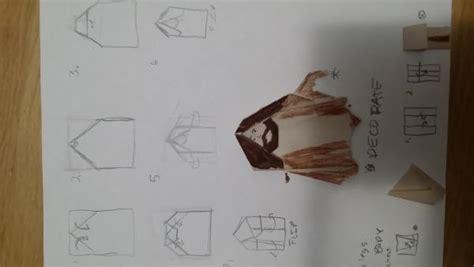 Origami Qui Gon Jinn - quigon jinn inst origami yoda