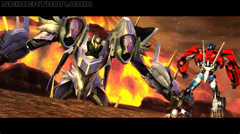 Wii U Transformer Prime The activision s wii u transformers prime assets includes