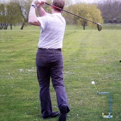 straight golf swing tools4golf golfshop straight swing trainer golf