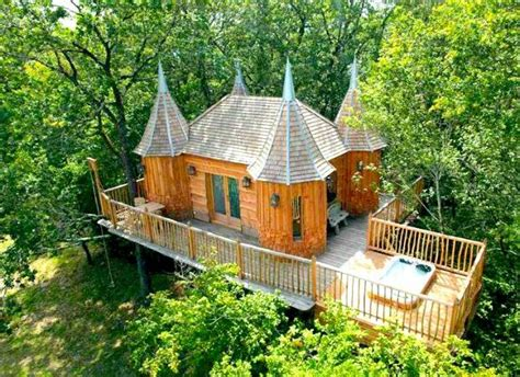 tree homes best treehouses amazing tree house vacations