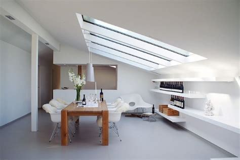 arredare mansarde moderne arredamento per mansarda progettazione casa consigli