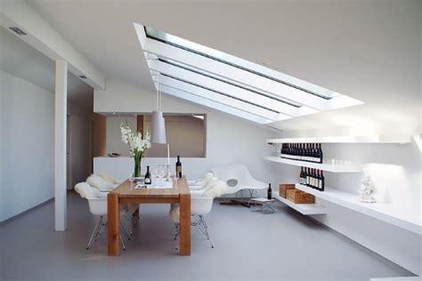 arredare mansarda moderna arredamento per mansarda progettazione casa consigli