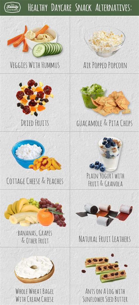healthy snacks for preschoolers the 25 best daycare menu ideas on daycare