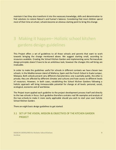 cabinetbroker net kitchen design guidlines design guidelines for holistic school kitchen garden