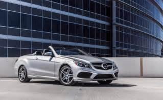Mercedes 2014 E550 2014 Mercedes E550 Cabriolet Photo